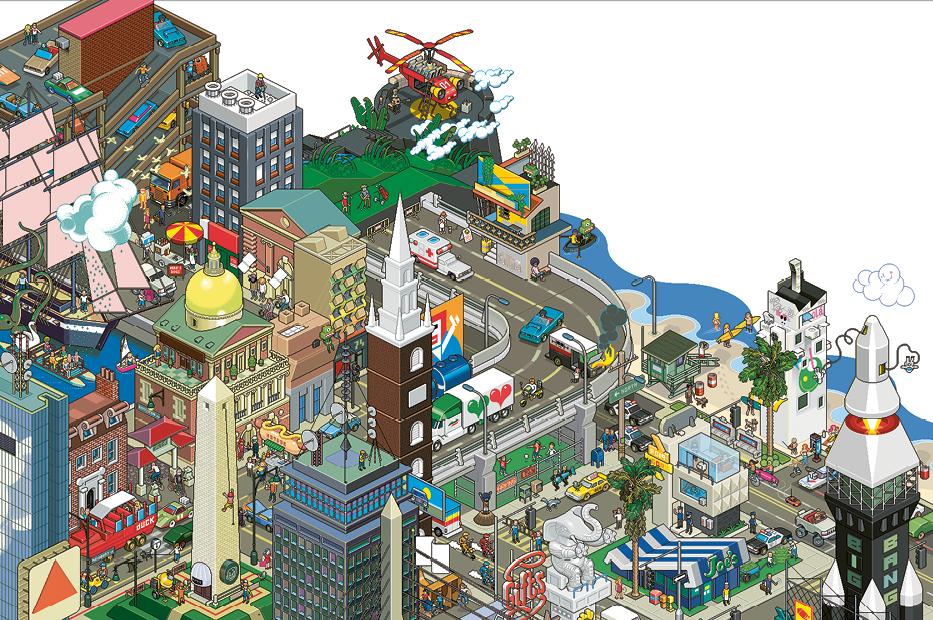 Hacker und Stadtentwickler versuchen mittlerweile in 18 deutschen Städten das Leben in der Stadt zu verbessern.