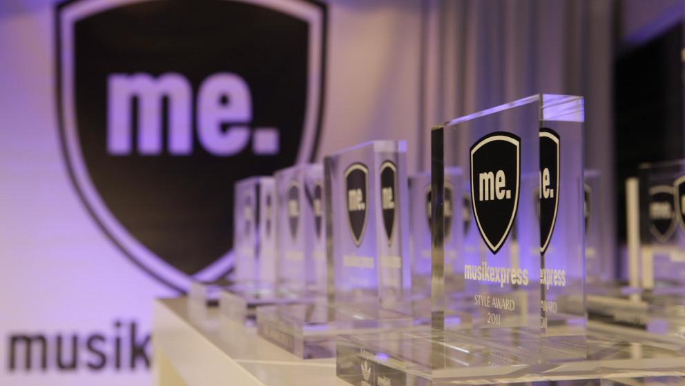 Musikexpress Style Awards 2011