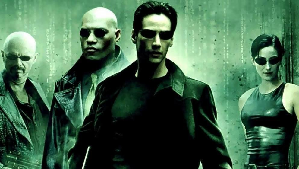 """""""Matrix"""" kommt zurück: Fans können sich im Jahr 2022 auf den vierten Teil des Sci-Fi-Franchises freuen."""