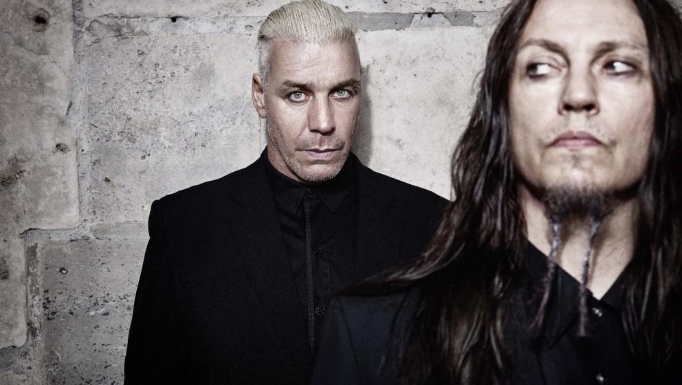 Lindemann, das sind Rammstein-Sänger Till Lindemann und Peter Tägtgren