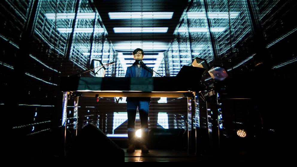 Tiga, Berlin Festival 2015