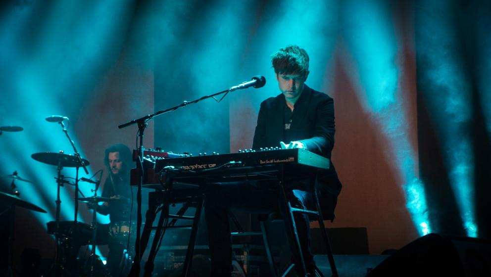 James Blake, Berlin Festival 2015