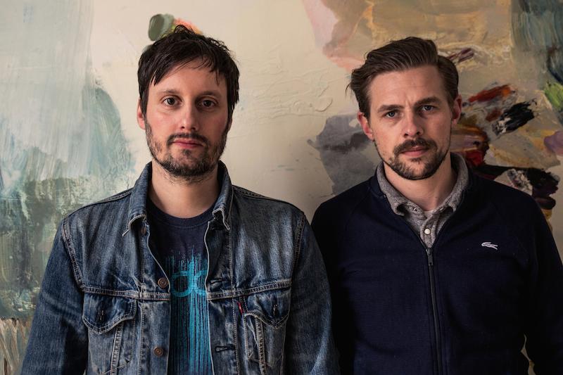 Mark Tavassol und Klaas Heufer-Umlauf bringen ihr zweites Album als Gloria heraus
