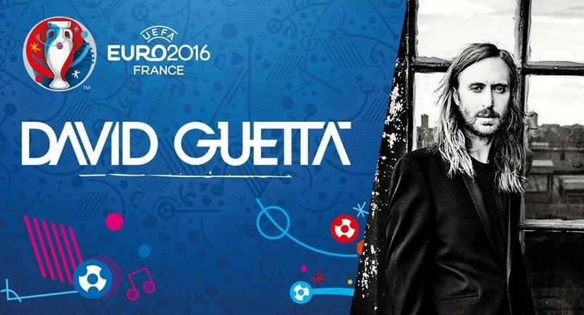 David Guetta ist zuständig für die Musik der Fussball-Europameisterschaft 2016