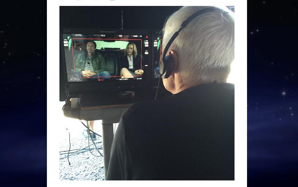 """So sehen Mulder und Scully in der neuen """"Akte X""""-Staffel aus"""