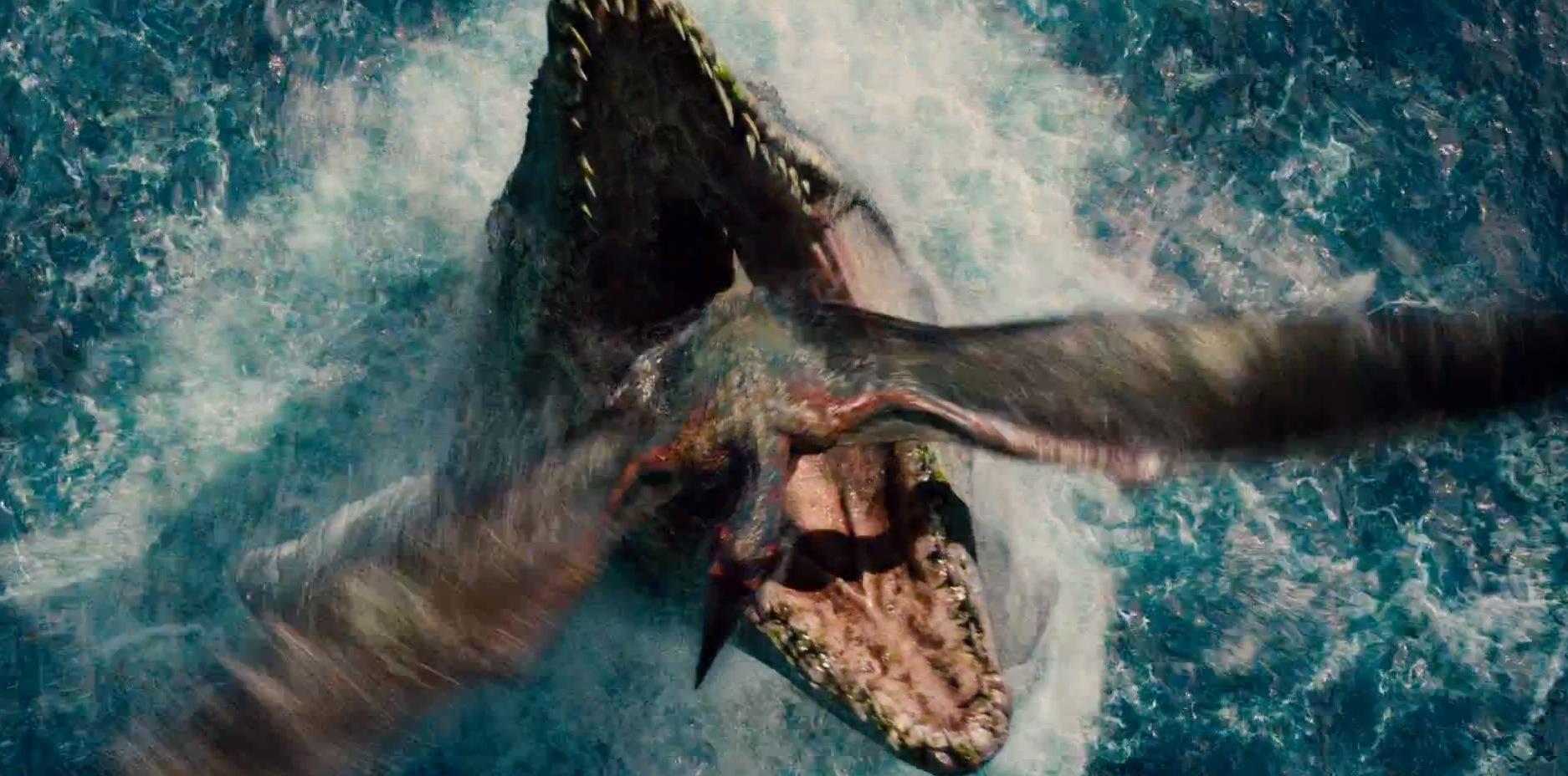 """""""Jurassic World"""" erzielte am ersten Kino-Wochenende Rekord-Einnahmen"""