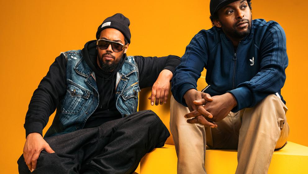 Afrob und Samy Deluxe melden sich als ASD mit einem neuen Album namens BLOCKBASTA zurück