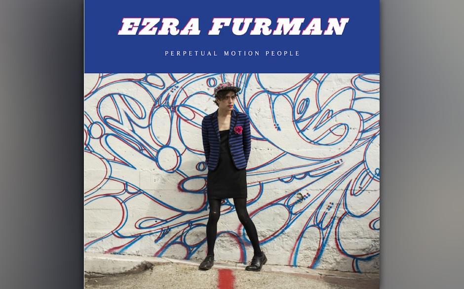 1. Ezra Furman - PERPETUAL MOTION PEOPLE (VÖ: 3. Juli)