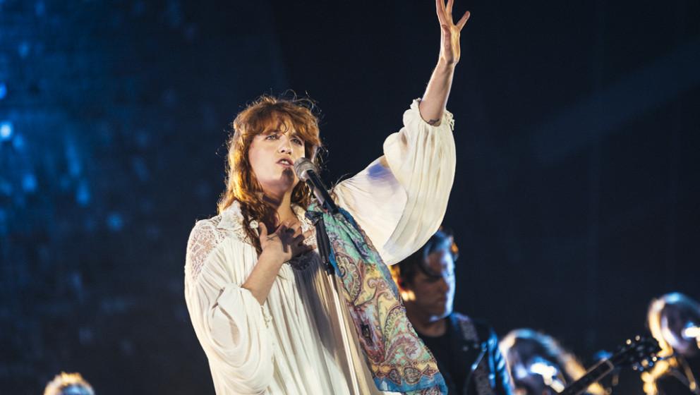 Florence Welch von Florence + the Machine