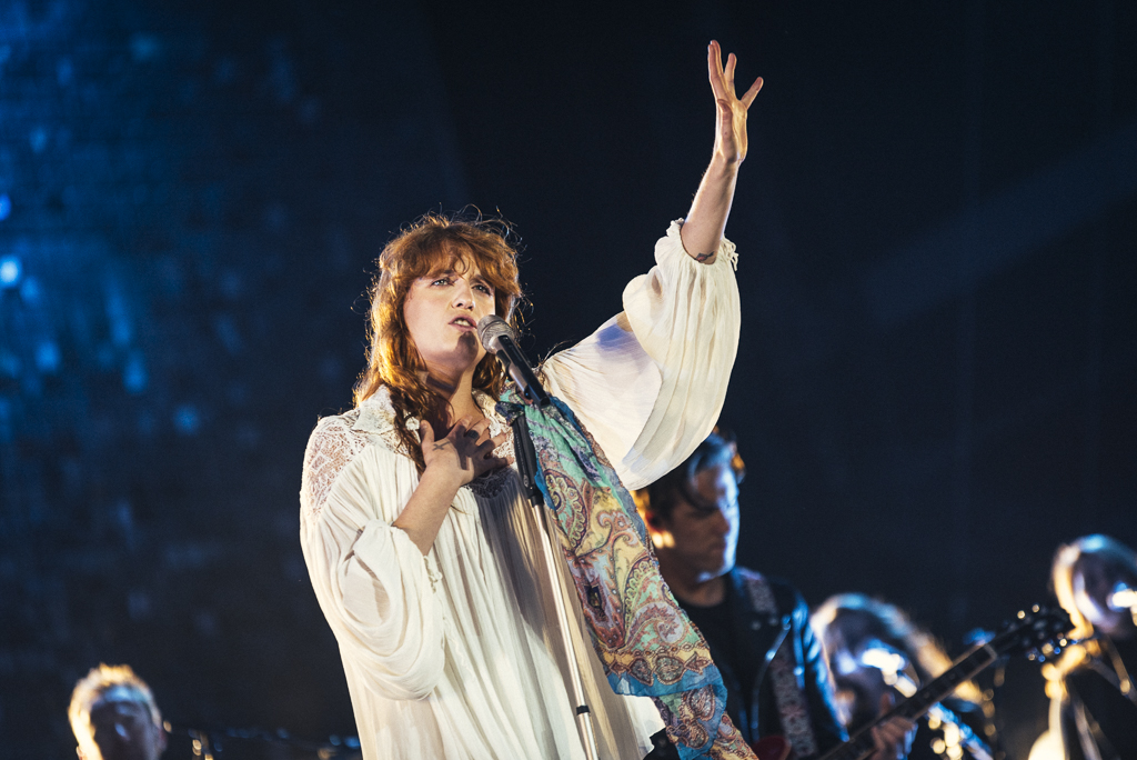 Florence Welch von Florence + the Machine