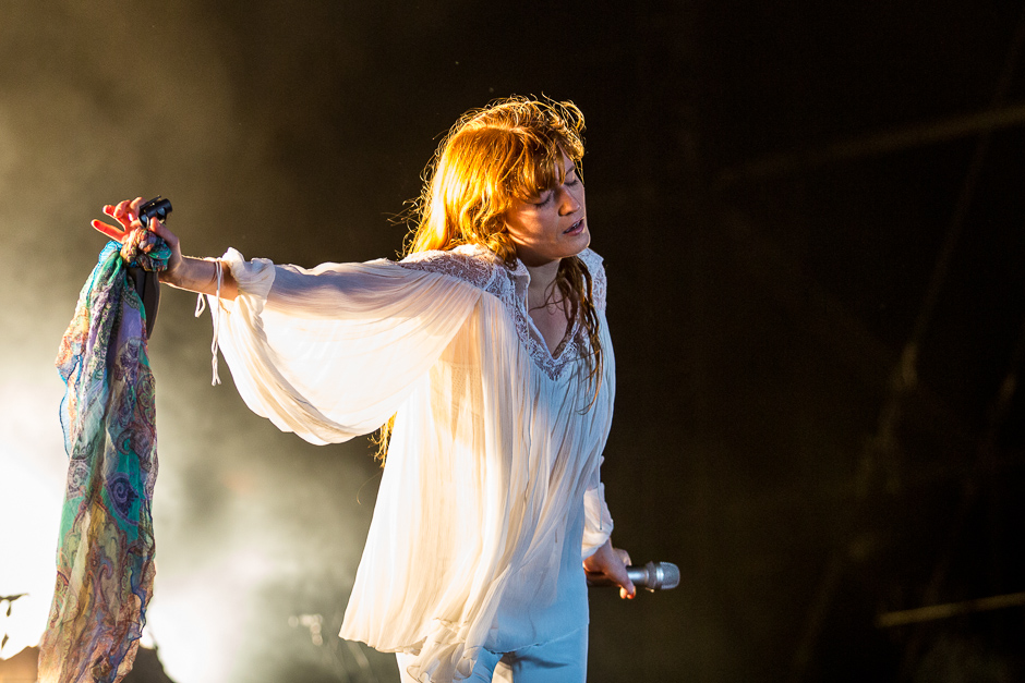 Florence + The Machine beim Southside Festival 2015