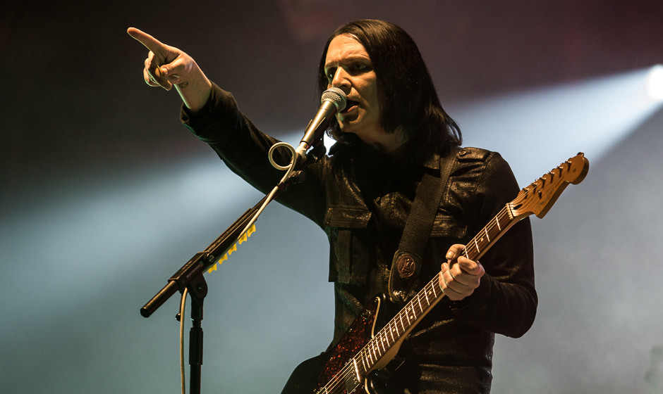 Placebo beim Southside Festival 2015