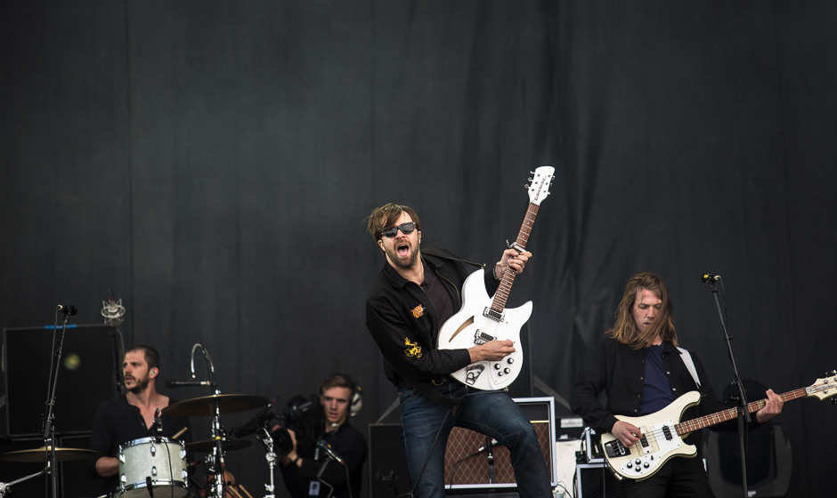 The Vaccines beim Southside Festival 2015