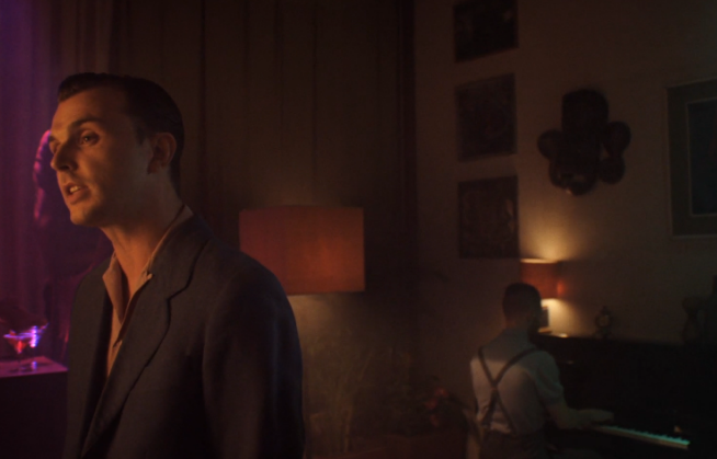 Szene aus Hurts' neuem Video