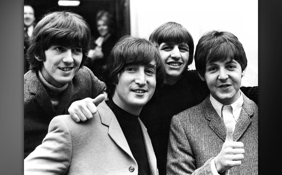 Meine Beatles, deine Beatles - Josef Winkler möchte ein wenig angeben