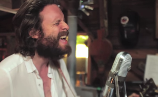 "Father John Misty covert Arcade Fires ""The Suburbs"""