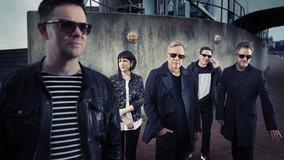 New Order sind mit neuer Musik zurück