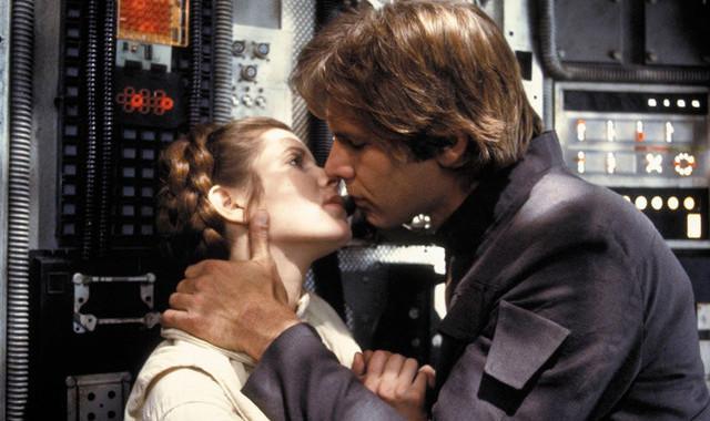 """Han Solo (re.) aus """"Star Wars"""" bekommt ein eigenes Spin-Off als Kinofilm"""
