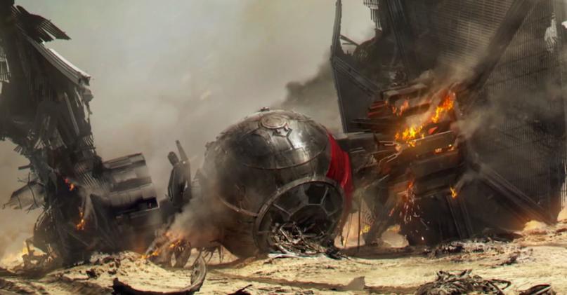 """Am Freitag wurde auf der Comic-Con in San Diego ein exklusiver Behind-the-Scenes-Clip zu """"Star Wars: Das Erwachen der Macht"""
