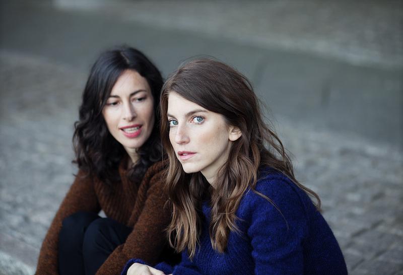 Valeska Steiner und Sonja Glass sind BOY. Ihr zweites Album WE WERE HERE ist am 21. August 2015 erschienen.