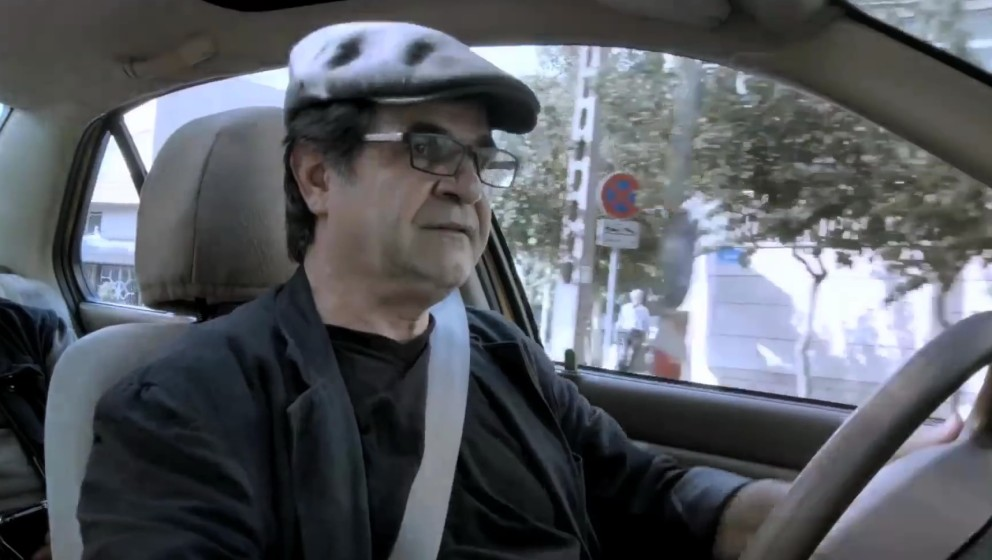 Ab dem 23.07. im Kino:  Taxi Teheran