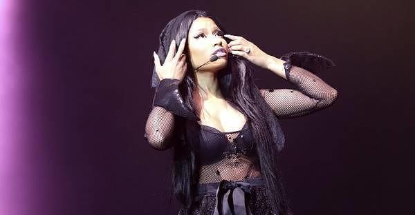 Nicki Minaj beim Splash! Festival 2015 in Ferropolis. Gräfenhainichen, 12.07.2015