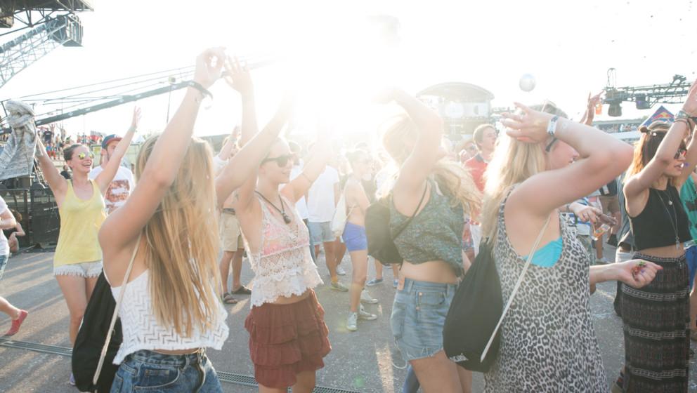 Das Melt! Festival bringt ein wenig Coachella-Feeling nach Deutschland.