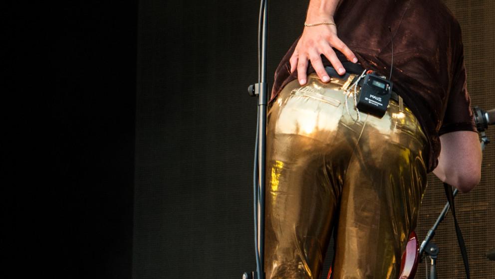 Bilderbuch, Melt! Festival 2015