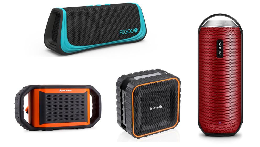Vier Bluetoothboxen im Test