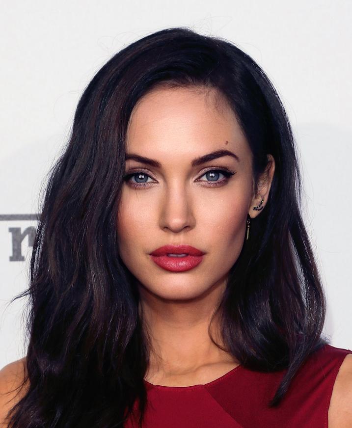 Megan Fox und Angelina Jolie