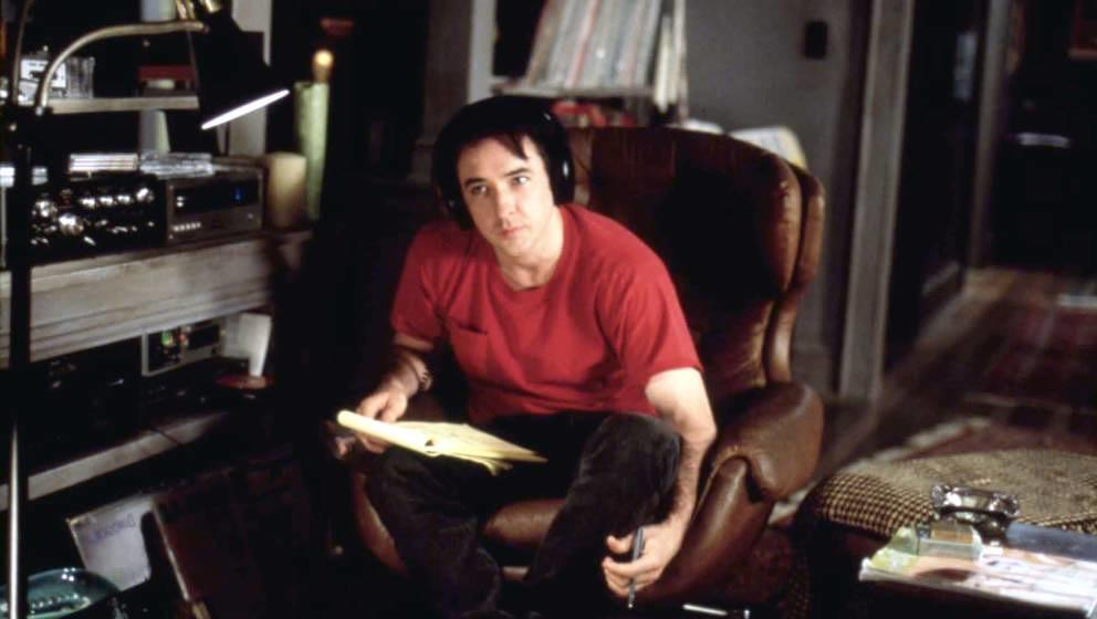 HIGH FIDELITY [US 2000]  director STEPHEN FREARS  JOHN CUSACK HIGH FIDELITY [US 2000]  JOHN CUSACK     Date: 2000 (Mary Evans
