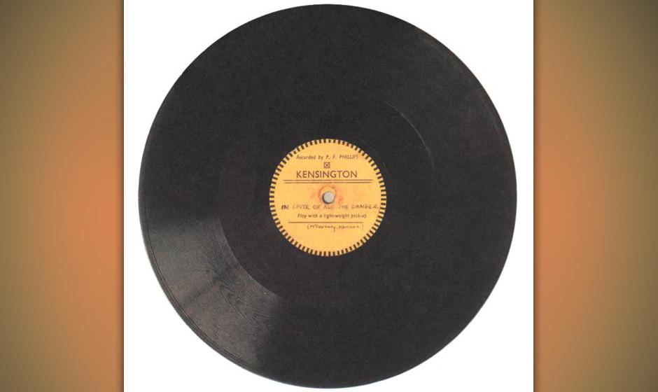 "The Quarry Men – ""That'll Be The Day / In Spite Of All Danger"" (1958) Eine Acetat-Originalaufnahme der Prä-Beatles-B"