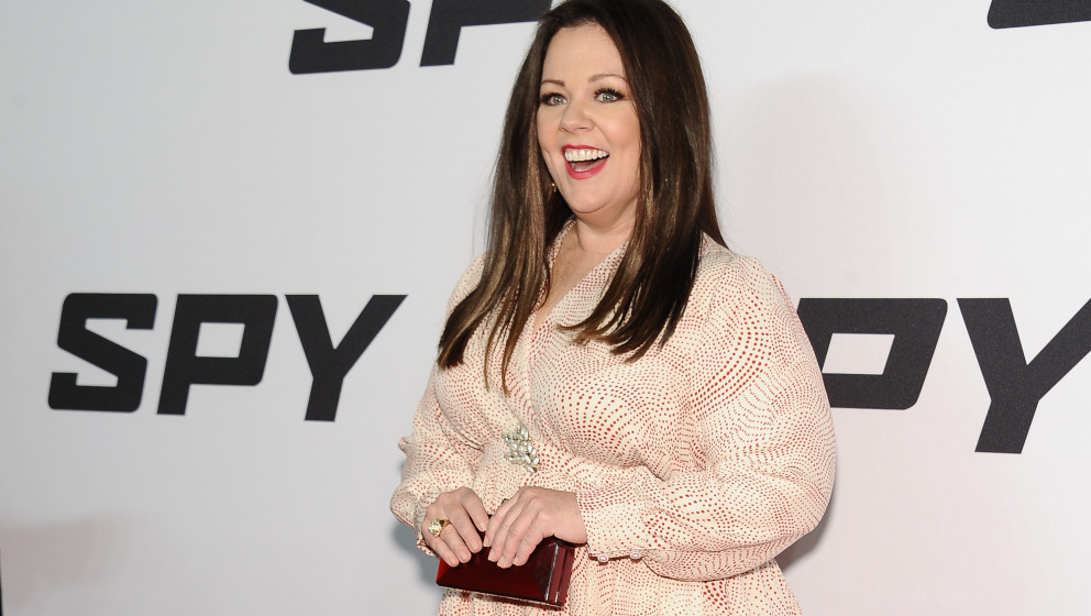 NEW YORK, NY - JUNE 01:  Melissa McCarthy attends the 'Spy' New York Premiere at AMC Loews Lincoln Square on June 1, 2015 in