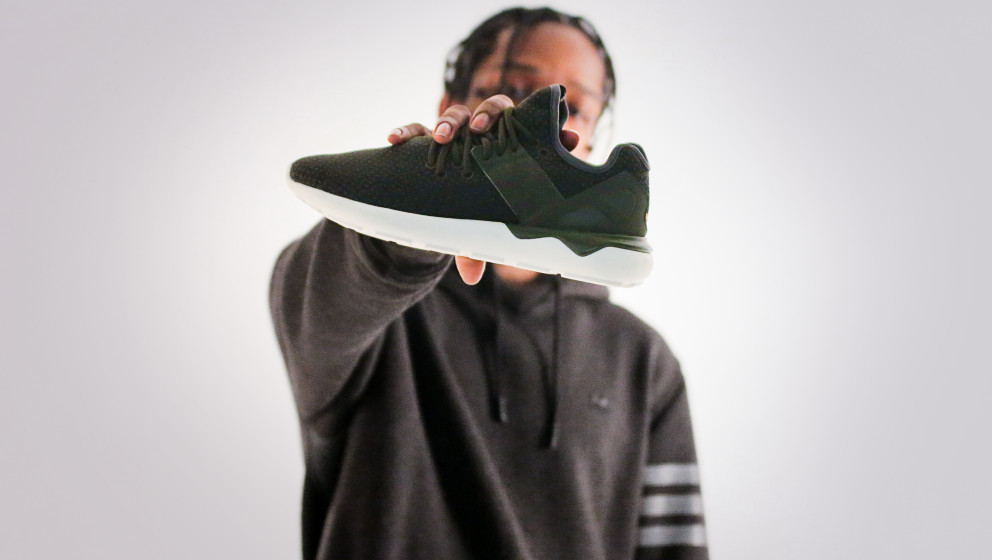 Der neue adidas Originals Tubular Runner S in Kooperation mit A$AP Rocky