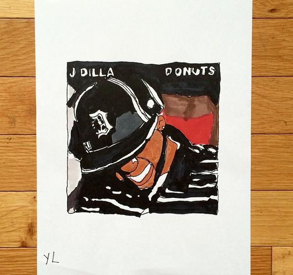 J. Dilla - Donuts (2006)