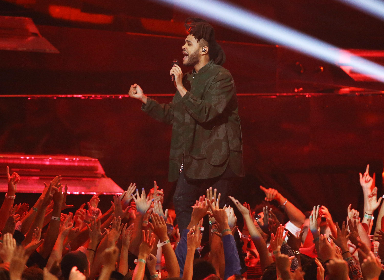 Tritt auch beim Apple Music Festival 2015 auf: The Weeknd
