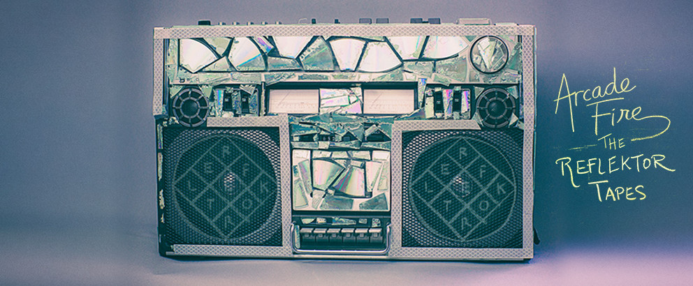 "Arcade Fires Dokumentation ""The Reflektor Tapes"" kommt am 23. September in die Kinos"