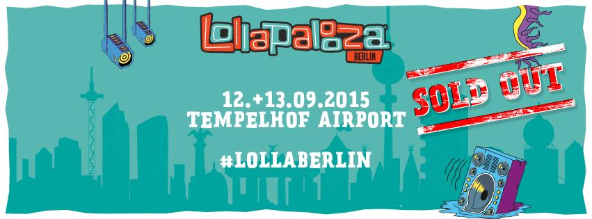 Das wird ein Wochenende: Am 12. und 13. September 2015 wird das Gelände  des alten Tempelhofer Flughafen beben.