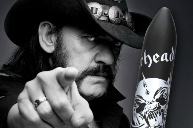 """Unter dem Namen """"The Official Pleasure Connection"""" warten auf geneigte Motörhead-Fans Vibratoren in Form von Pistolenkugeln und Torpedos, verziert mit dem Motörhead-Logo"""