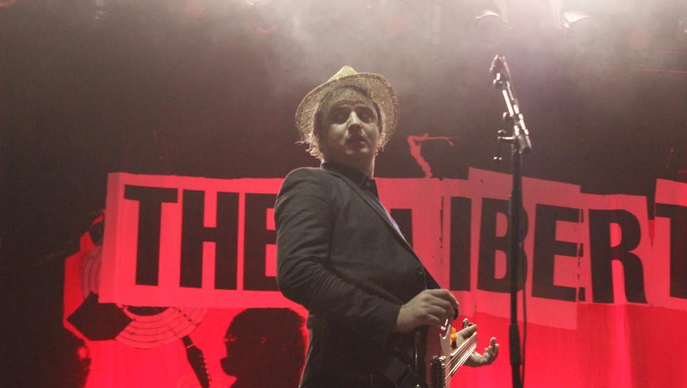 Und sie kamen doch: The Libertines live beim Lollapalooza 2015