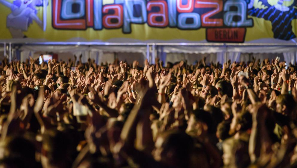 Das Lollapalooza Berlin findet in diesem Jahr im Treptower Park statt.