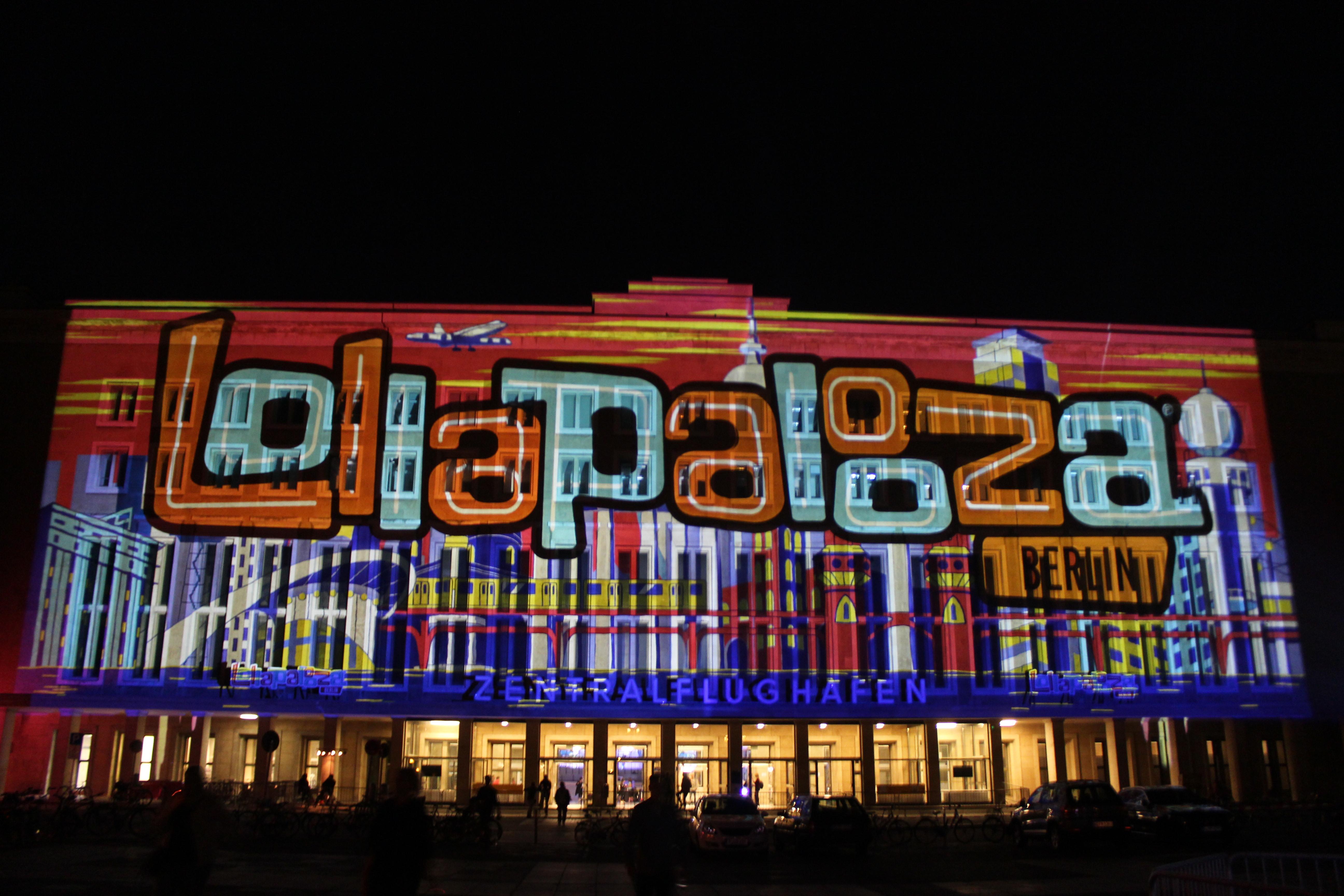 Beeindruckendes Festival bei beeindruckender Kulisse: so war es am Sonntag beim Lollapalooza Festival in Berlin