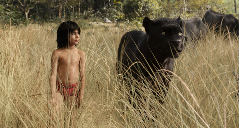 """The Jungle Book"" startet am Donnerstag in den deutschen Kinos."