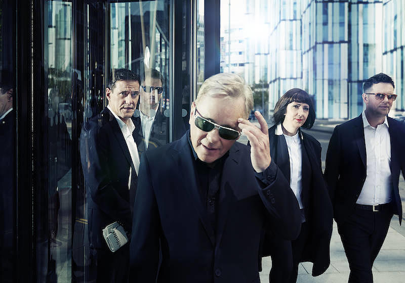 New Order treten im Oktober 2019 in Deutschland auf