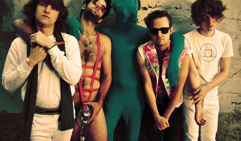Fever The Ghost bringen am 25. September 2015 ihr Album ZIRCONIUM MECONIUM raus.
