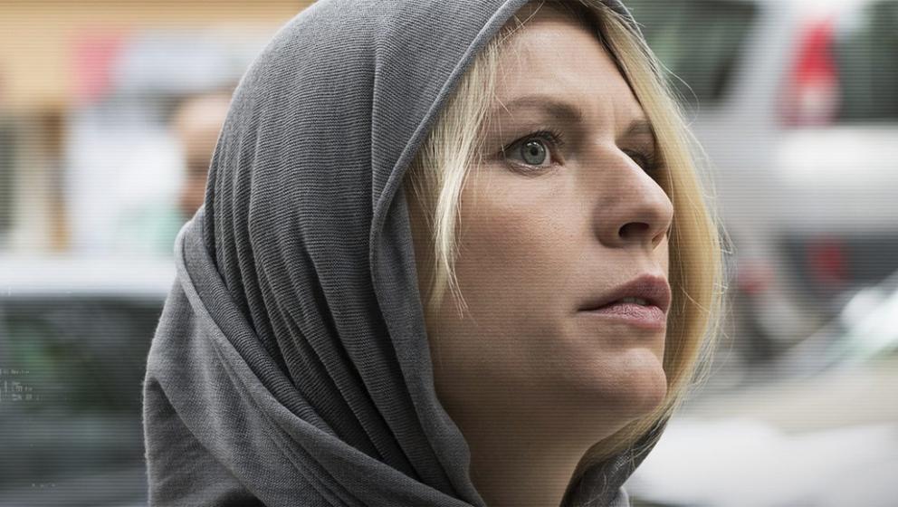 """Lebt jetzt in Berlin: Carrie Mathison (Claire Danes) in der 5. Staffel """"Homeland"""""""