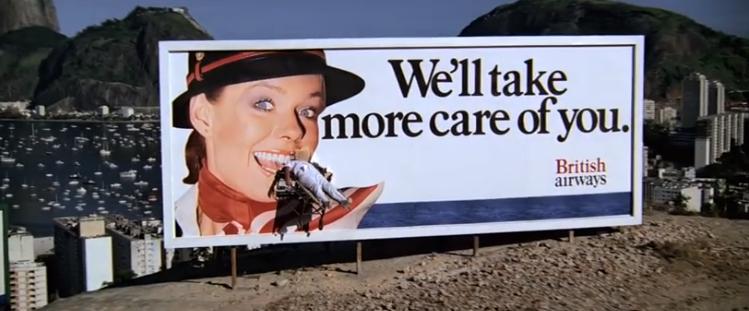 James Bond schickt nach jedem seiner Morde einen kecken Spruch hinterher oder lässt Werbeplakate sprechen.