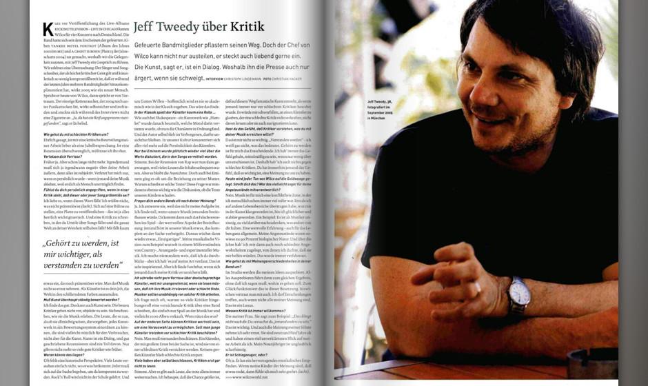 Der Musikexpress im November 2005