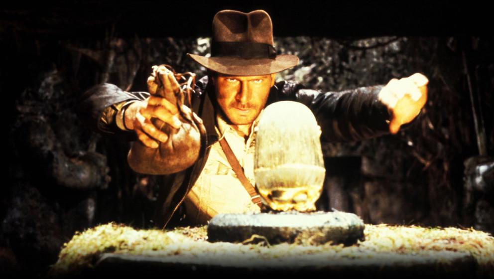 Indiana Jones: Wir alle wissen, was wenige Sekunden später passiert...