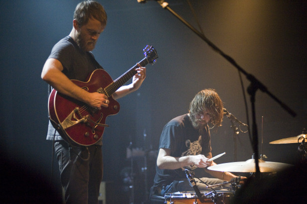 Two Gallants Perform At Barcelona Music Hall
